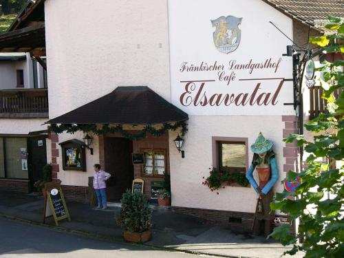 Booking - Landgasthof Elsavatal