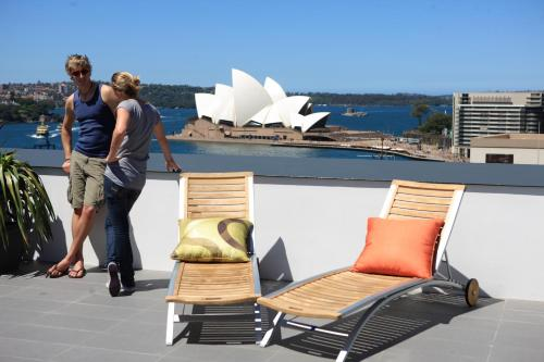 Booking - Hostel Sydney Harbour YHA