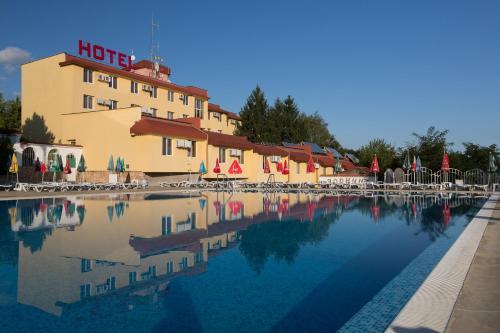 Booking - Hotel Zornica
