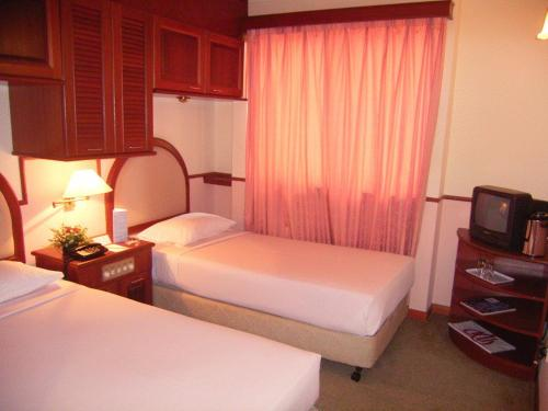 Booking - Hotel Kuala Lumpur City Park