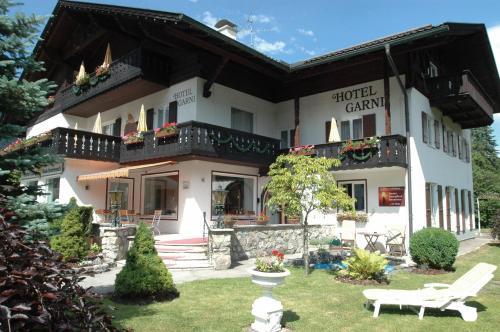 Booking - Hotel Garni Sonneneck