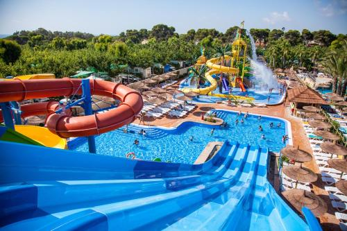 Booking - Camping & Bungalow Internacional La Marina