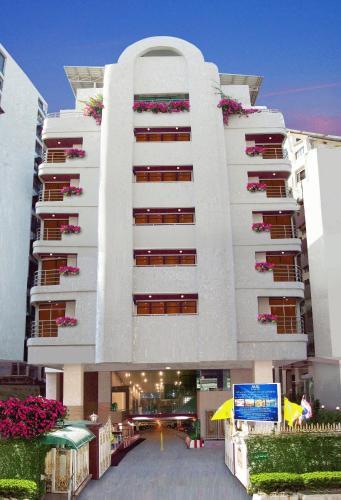Booking - Hotel M.G.Mansion