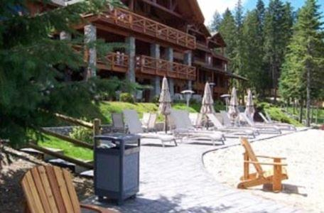 Booking - Hotel Lodge at Sandpoint
