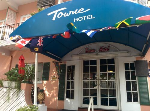 Booking - Hotel Towne