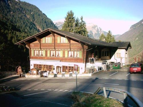Booking - Hotel Stalden