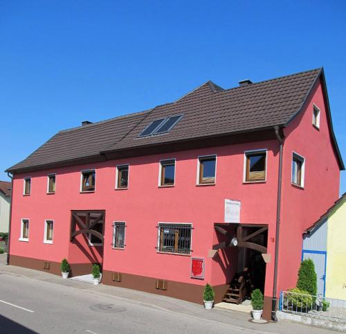 Booking - Gstehaus Hbner