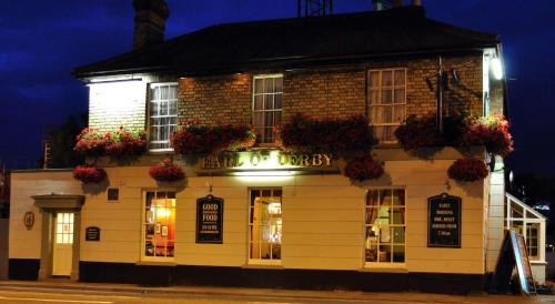 Booking - The Earl Of Derby