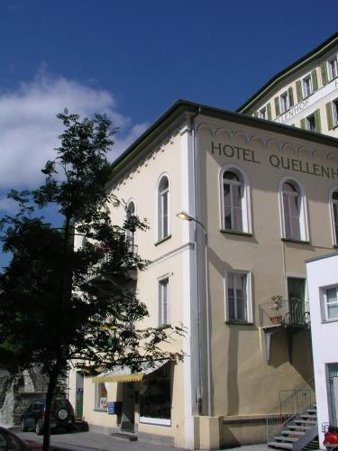 Booking - Hotel Quellenhof