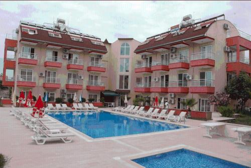 Booking - Bartu Apart Hotel