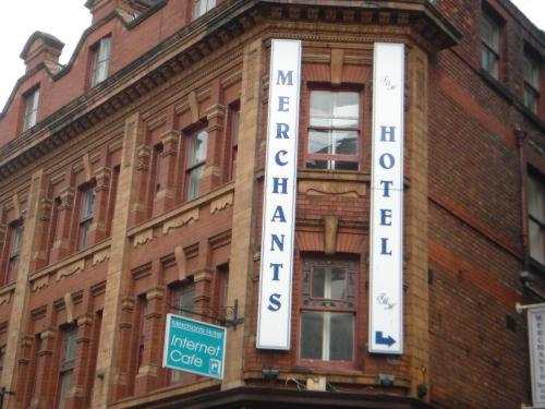 Booking - The Merchants Hotel
