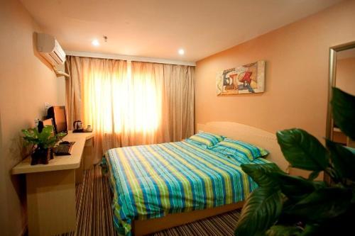 Super 8 Hotel Beijing Qianmen Yong An