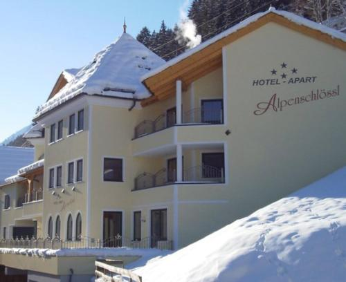 Booking - Aparthotel Alpenschlössl