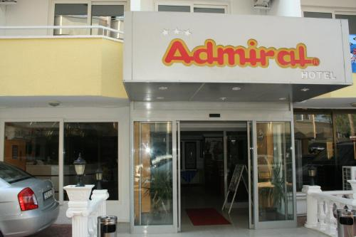 Booking - Hotel Admiral