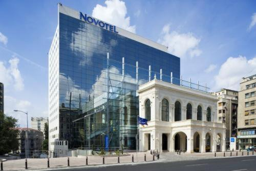 Novotel Bucharest City Centre in Bucarest, Roumanie