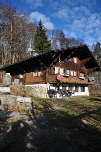 Booking - Pension Chalet Silvana