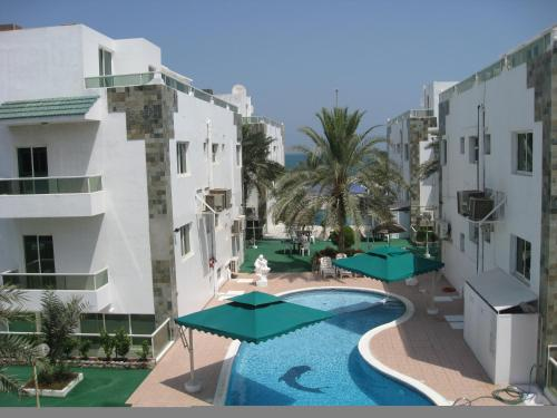 Booking - Hotel Green House Resort Sharjah