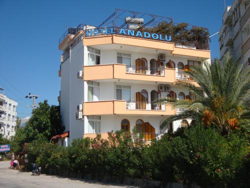 Booking - Hotel Anadolu