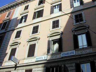 Hotel Stargate (Rome)