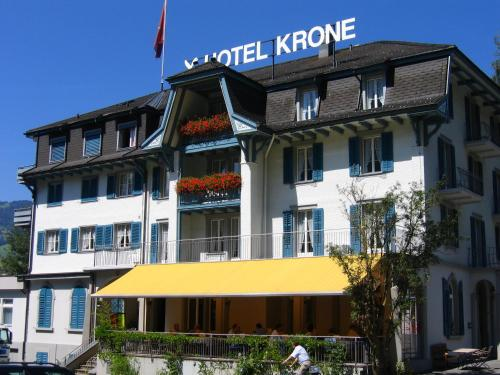 Booking - Hotel Krone Giswil