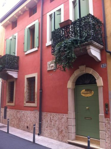 Booking - B&B Vicolo 22