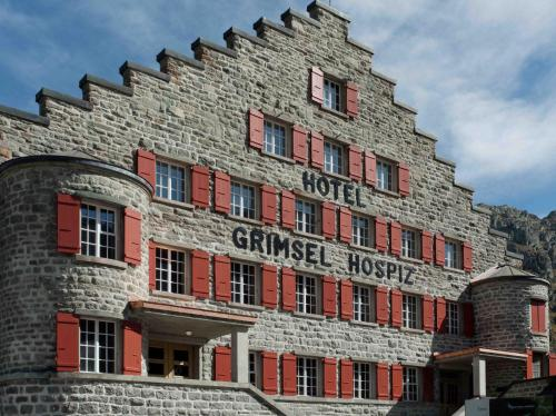 Booking - Alpinhotel Grimsel Hospiz