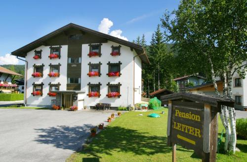 Booking - Pension Leiter