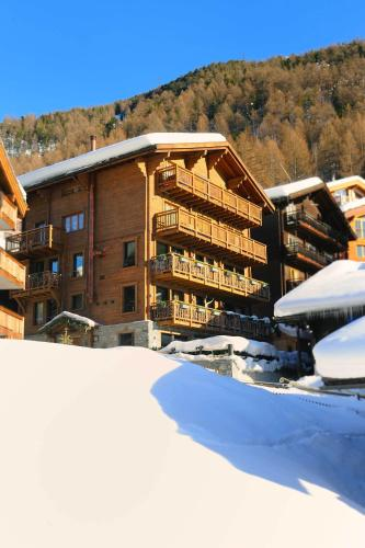 Booking - Chalet Aendry