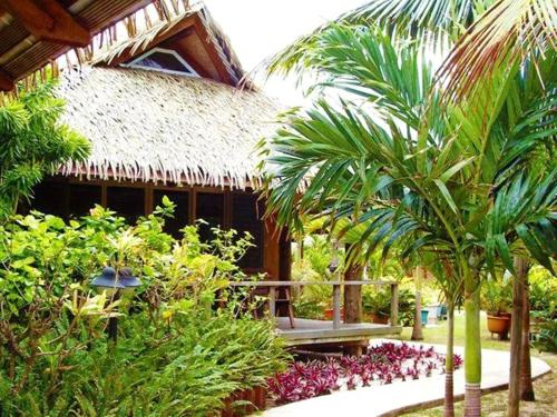 Booking - Bungalows Muri Beach Hideaway