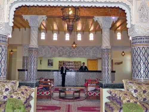 Booking - Hotel Kasbat Aferdou