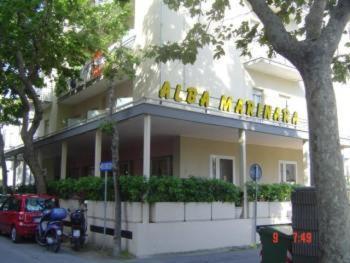 Hotel Alba Marinara (Rimini )