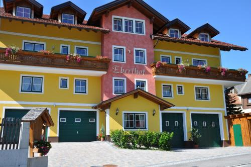 Booking - Apartmenthaus Eberlhof