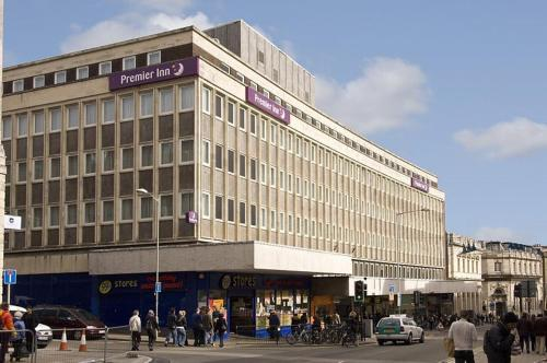 Booking - Hotel Premier Inn Brighton City Centre