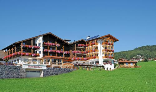 Booking - Hotel Alpenfrieden