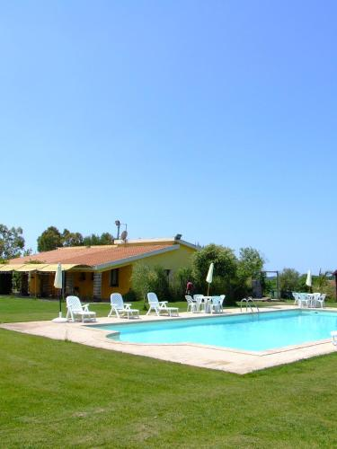 Booking - Agriturismo Columbargia