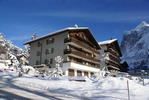 Booking - Apartment Chalet Wyssefluh