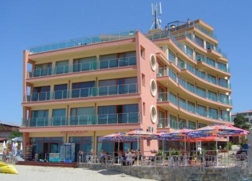 Booking - Sunny Bay Aparthotel