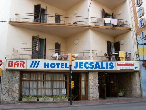 Booking - Hotel Jecsalis