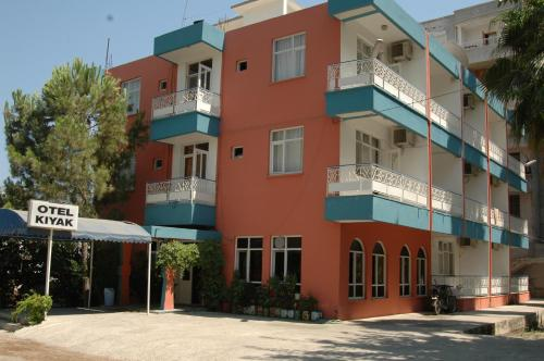 Booking - Hotel Kiyak