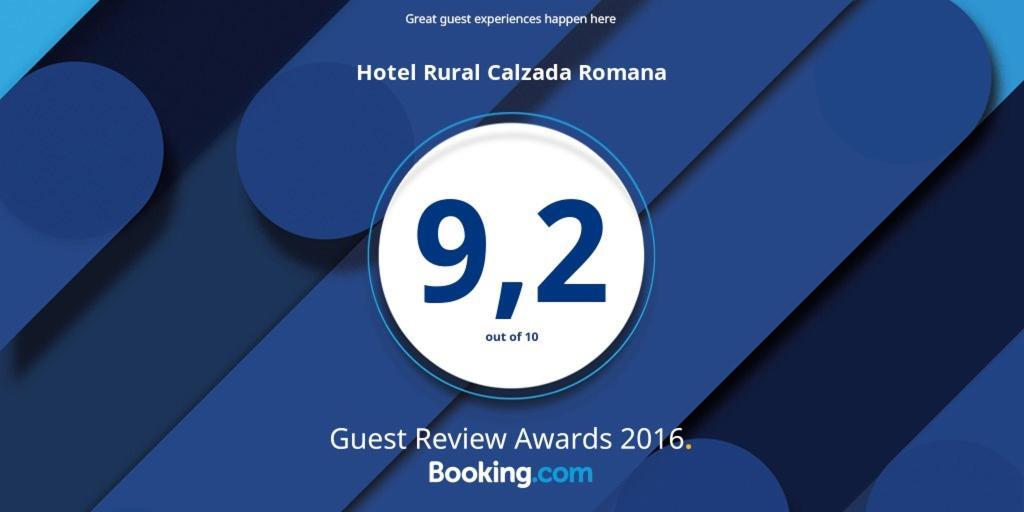 Los huéspedes tienen grandes experiencias aquí, otorgando un 9,2 sobre 10 al Hotel Rural Calzada Romana