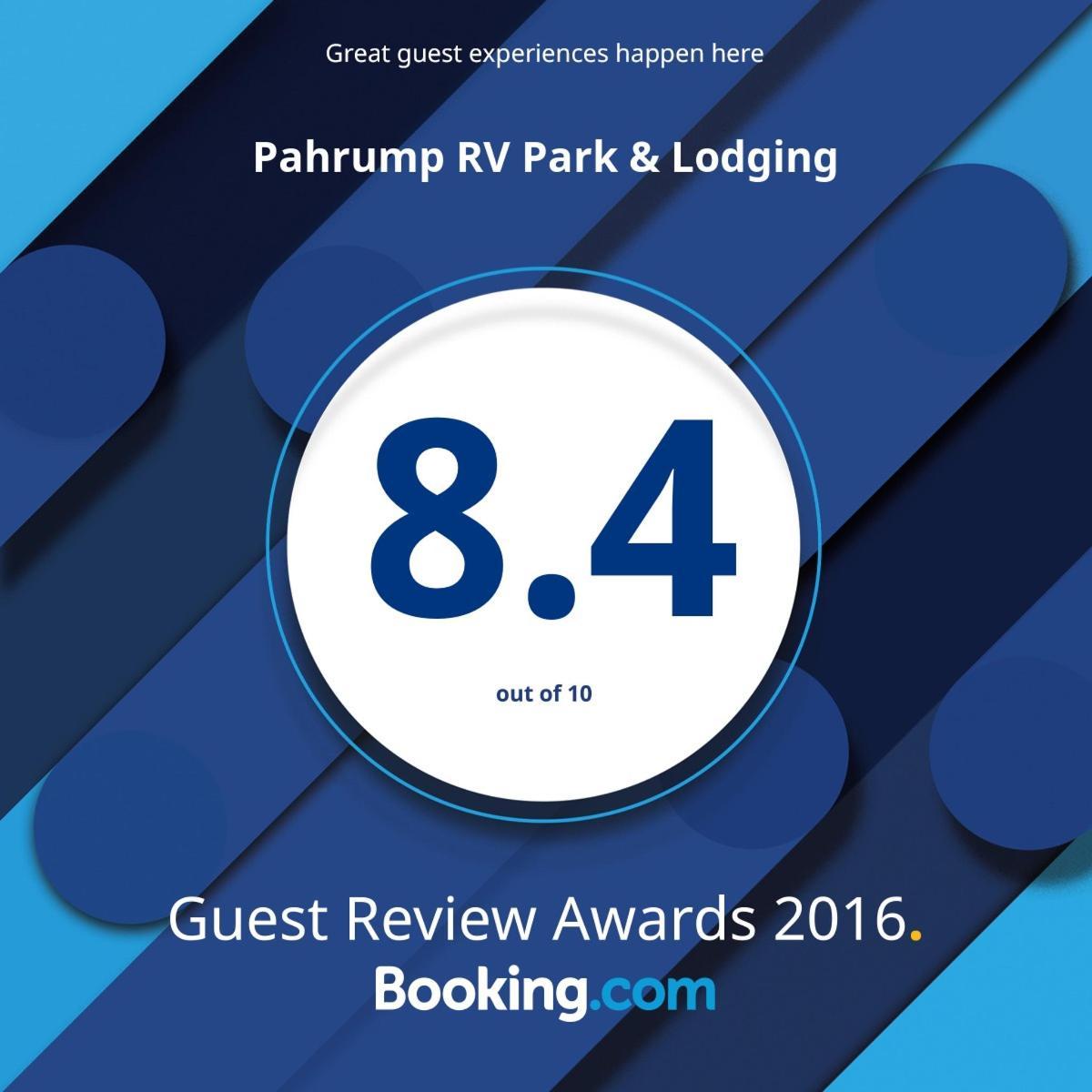 Pahrump RV Park - Pahrump, Nevada's only Full-Service RV Park