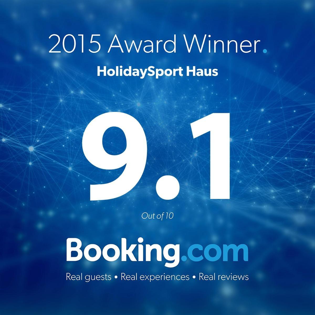2015. vendégértékelési díj