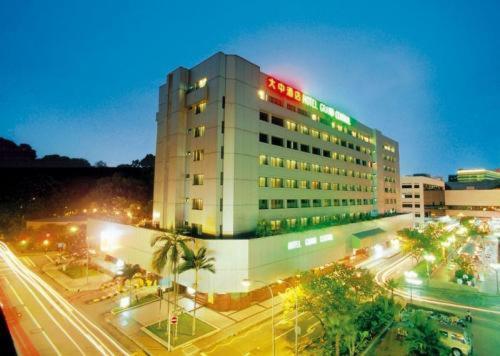 Hotel Grand Central Singapore - Singapore